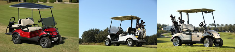 Golf Cart Sales and Service in Birmingham, AL